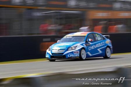 Continúa el dominio Chevrolet en el Mundial de Turismos
