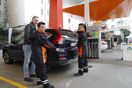 Marquez Pedrosa Gasolineros 01
