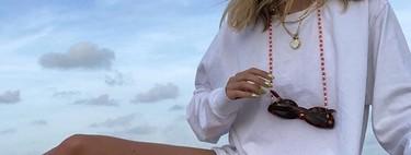 Este verano no perdemos las gafas de sol: las tres cadenas y cordones para sujetarlas más de moda están en Amazon