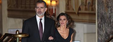 Doña Letizia sorprende con su look más sensual