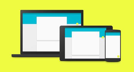 Google abre Material Design a los desarrolladores, ya disponible su código fuente