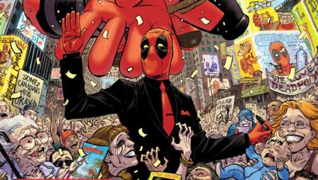 """Cómo Deadpool ha pasado de ser """"ese secundario chistoso"""" a petarlo en cómics y cine"""