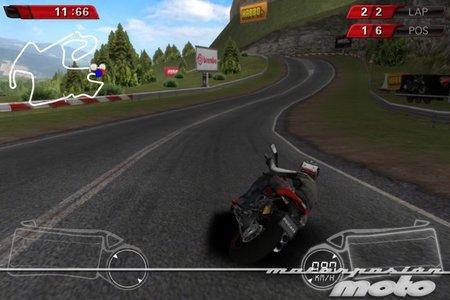 Ducati Monster 1100EVO en acción