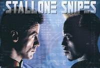 Stallone recluta a Wesley Snipes para 'Los mercenarios 3'