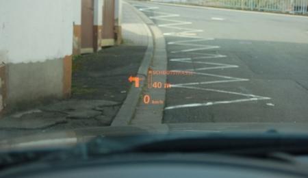 Tecnología para el coche: HUD