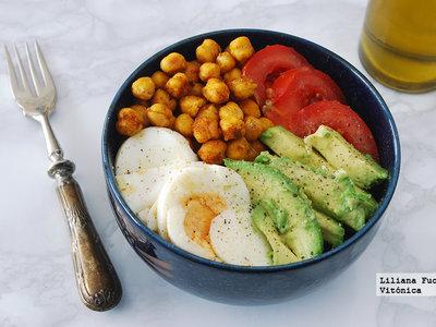 13 recetas fresquitas con garbanzos para sumar proteína a tus platos