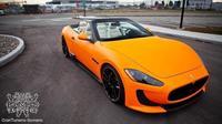 Maserati GranTurismo Sovrano Convertible por DMC