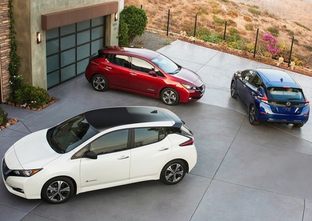 Nissan Leaf 2019 2