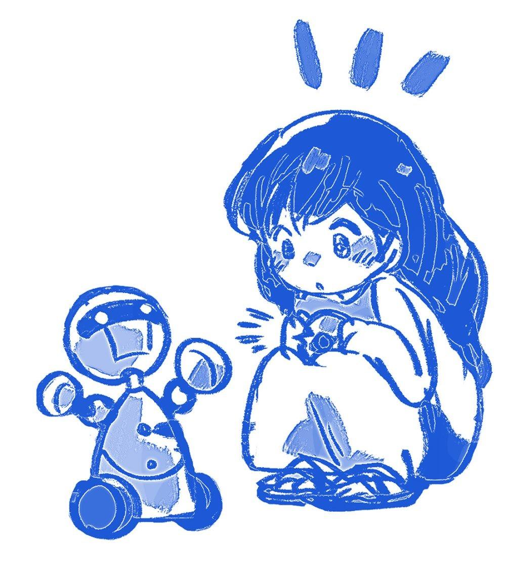 150816 Girlrobot
