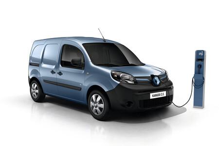 Renault Kangoo Ze Electrica Precio Mexico 06