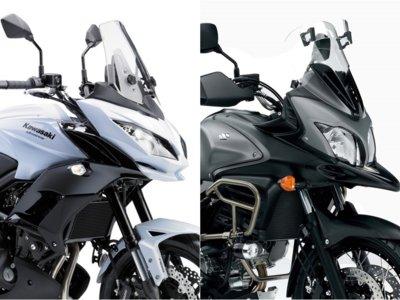 Rumores de Kawasaki Versys 250 y Suzuki V-Strom 250, pero ¿las trail pequeñas son una buena opción?