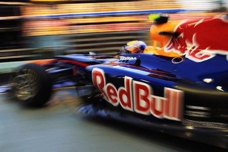 GP de Singapur de Fórmula 1. Mark Webber marca el mejor tiempo en una tranquila primera sesión de entrenamientos
