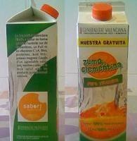 Promoción del zumo de clementina