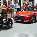 Este Infiniti Q60 es el primer coche americano que entra en Cuba desde 1959 y este es el motivo