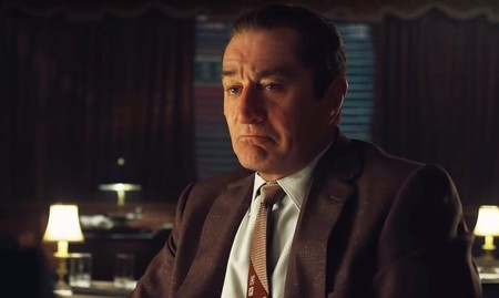 The Irishman Trailer De Niro