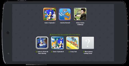 SEGA también protagoniza su propio Mobile Bundle con lo mejorcito que tienen para nuestro móvil