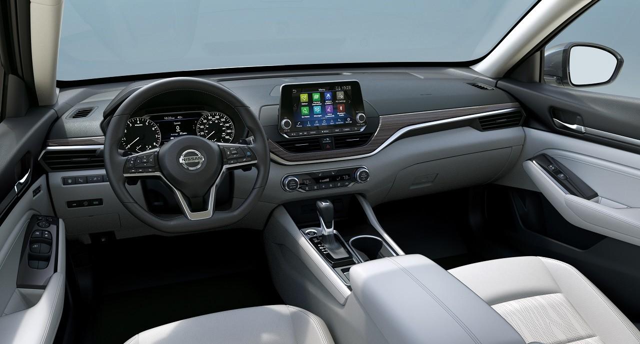 Foto de Nissan Altima 2019 (12/12)
