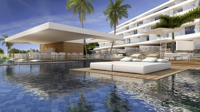 Royal Hideayaw Corales Resort Tenerife Edificio