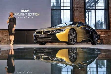 Bmw I3 I8 Starlight Edition 4