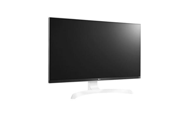 Más barato todavía: el monitor gaming 4K de 27 pulgadas LG 27UD69-W, ahora en PcComponentes por 369 euros