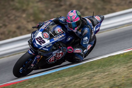 Alex Lowes Wsbk Republica Checa 2018
