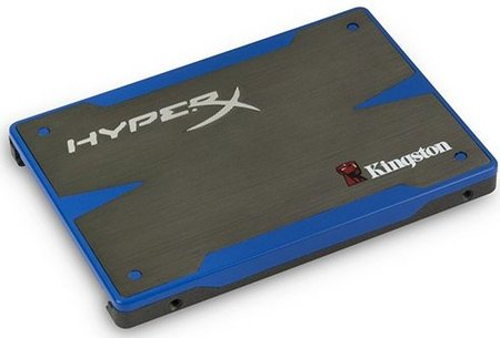 Unidades de estado sólido (SSD) Kingston HyperX ya disponibles