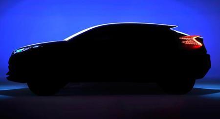 Teaser: Toyota C-HR Concept, una 'baby' RAV4