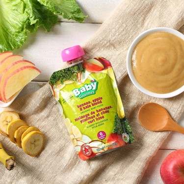 Las bolsitas de comida para bebé se encuentran bajo la lupa