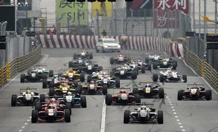 Macao 2013: un español entre los participantes