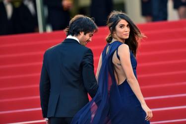 Las parejas nos dejan mucho amor la alfombra roja del Festival de Cannes 2015