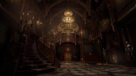 Resident Evil: Village: esta comparativa muestra las diferencias de la demo del Castillo entre PS4 y PS5
