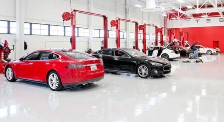 Servicio Tesla