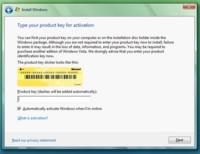 Instalar Windows Vista de forma completa desde un DVD de actualización