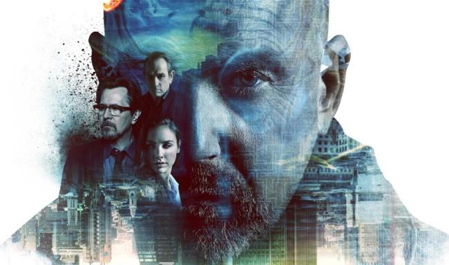 Poster Pelicula Criminal Kevin Costner