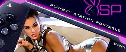Porno de Playboy para tu PSP