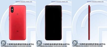 Xiaomi Mi X6 Tenaa