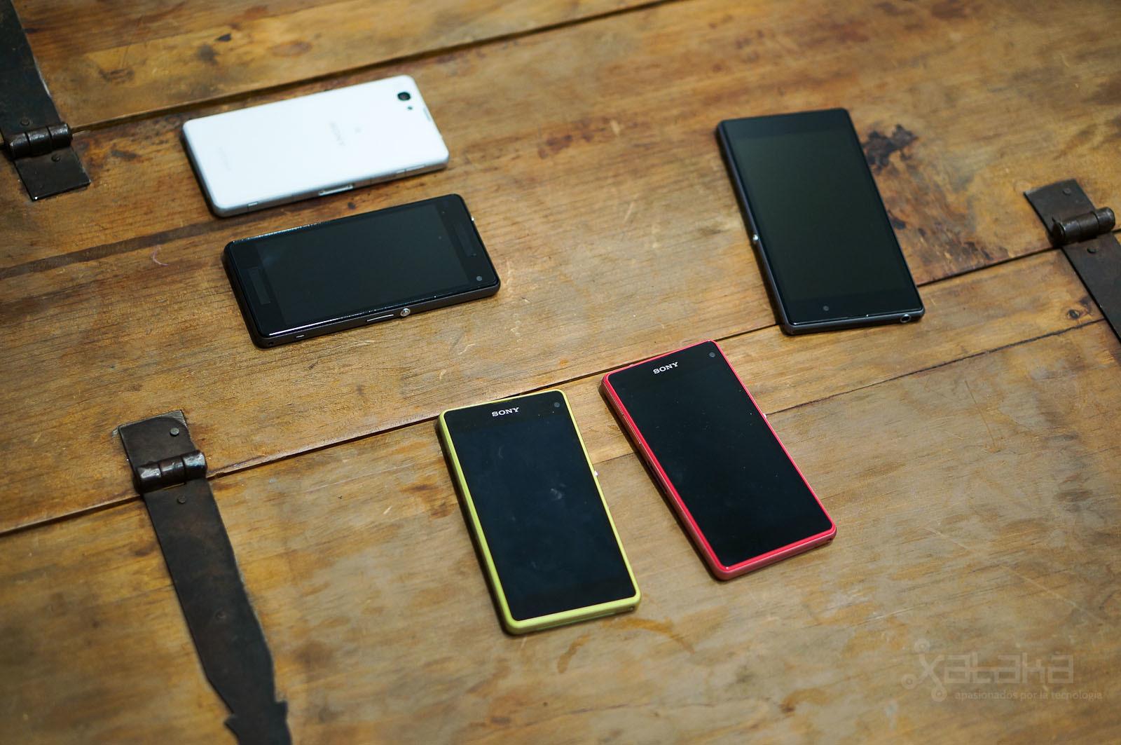 Foto de Sony Xperia Z1 Compact (1/17)