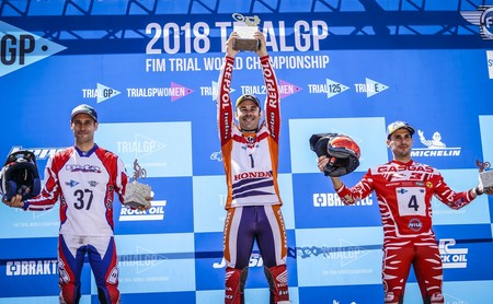 Podio Trialgp Andorra 2018