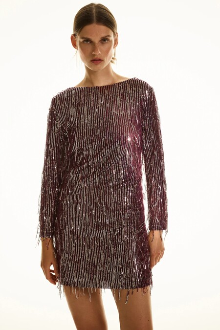 Vestido Zara Rebajas 2021 16