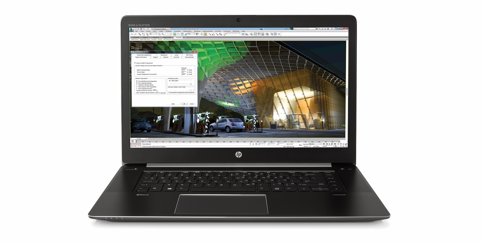 Foto de HP ZBook Studio (1/14)