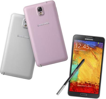 Samsung Galaxy Note 3 llega a España el 25 de septiembre