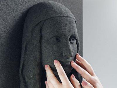 Las impresoras 3D dan forma a La Mona Lisa para que los ciegos también puedan contemplarla