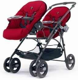Cochecito gemelar Twin Club de Bebé Confort