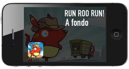Run Roo Run!, el nuevo juego iOS de los creadores de Scribblenauts. A fondo