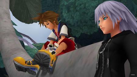 Kingdom Hearts 2 8 07