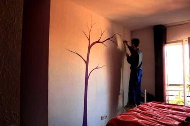 El árbol colgador de Javi