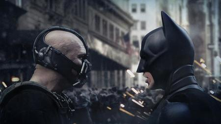 Bane y Batman