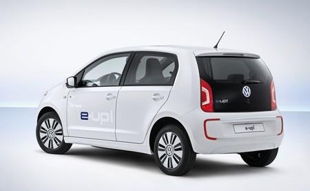 Volkswagen e-Up! 11