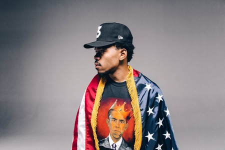 Gracias Obama, la línea de ropa lanzada por Chance The Rapper, casi agotada nada más ponerse a la venta