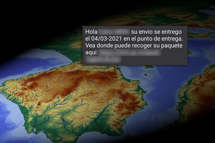 FluBot, el malware de la estafa SMS, se estima que ha infectado 60.000 teléfonos y robado el número de 1 de cada 4 españoles